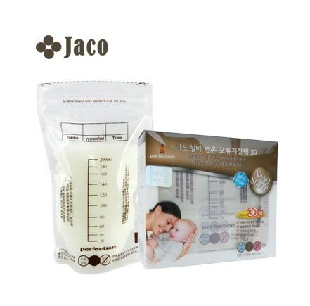 korea-jaco-nano-silver-breast-milk-storage-bag-200ml-30pcs-littlerabbitsale-1410-15-littlerabbitsale@2